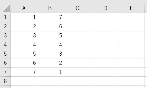 配列変数のサンプル